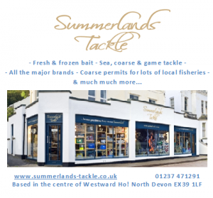 Advert  - Summerlands Tackle