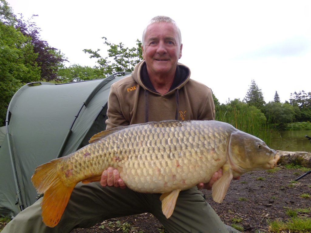 Alan Burns 28lb 2oz Common
