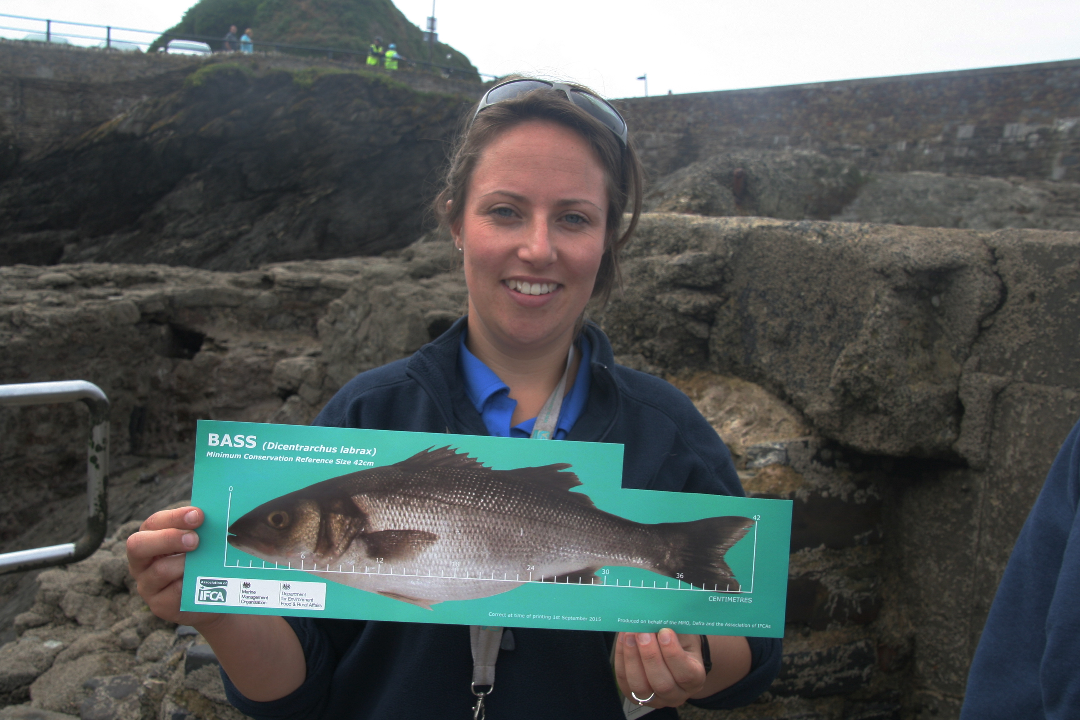 Libby Ross - IFCA Inshore Fisheries Conservation Authority