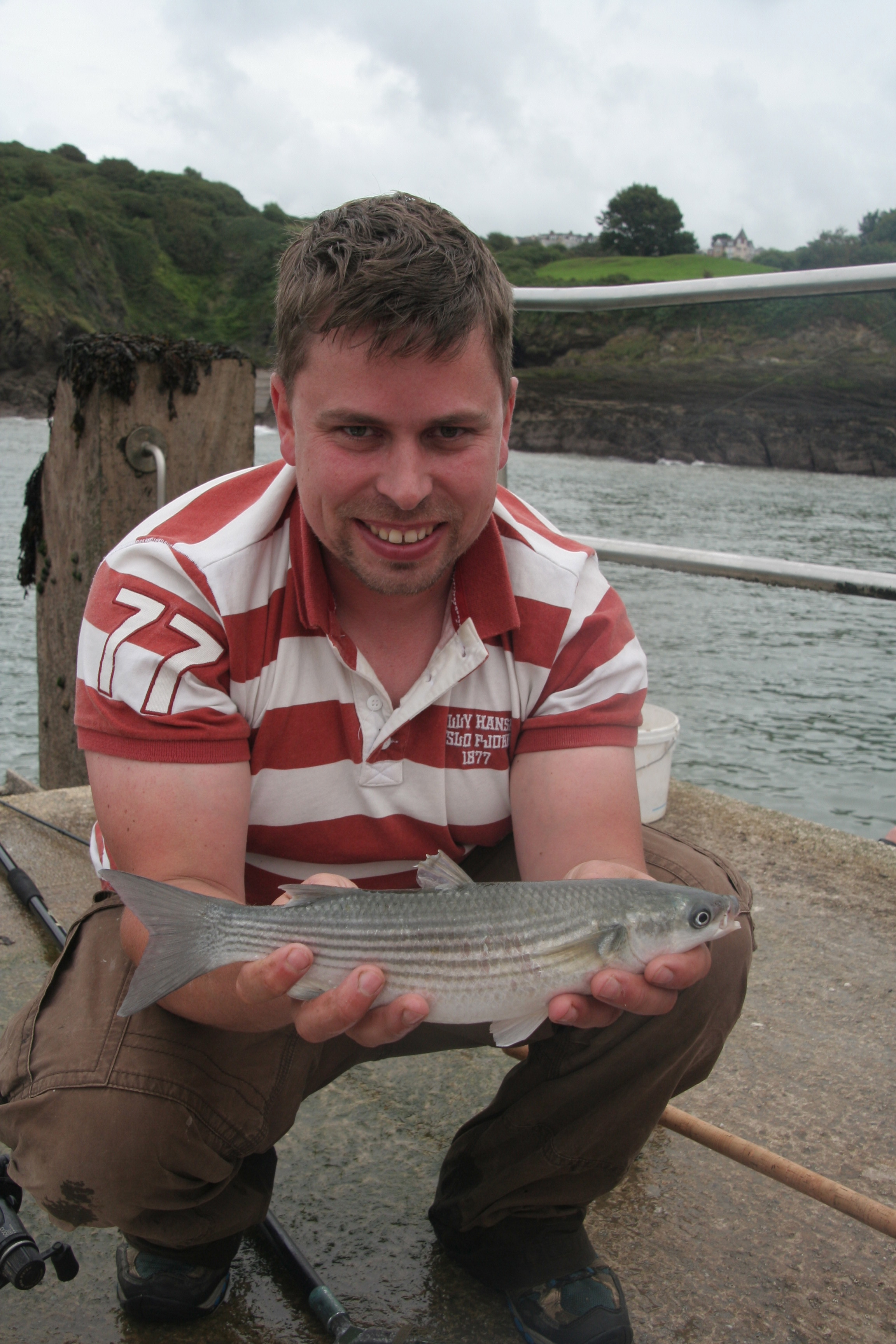Dan Welch -  grey mullet 1lb