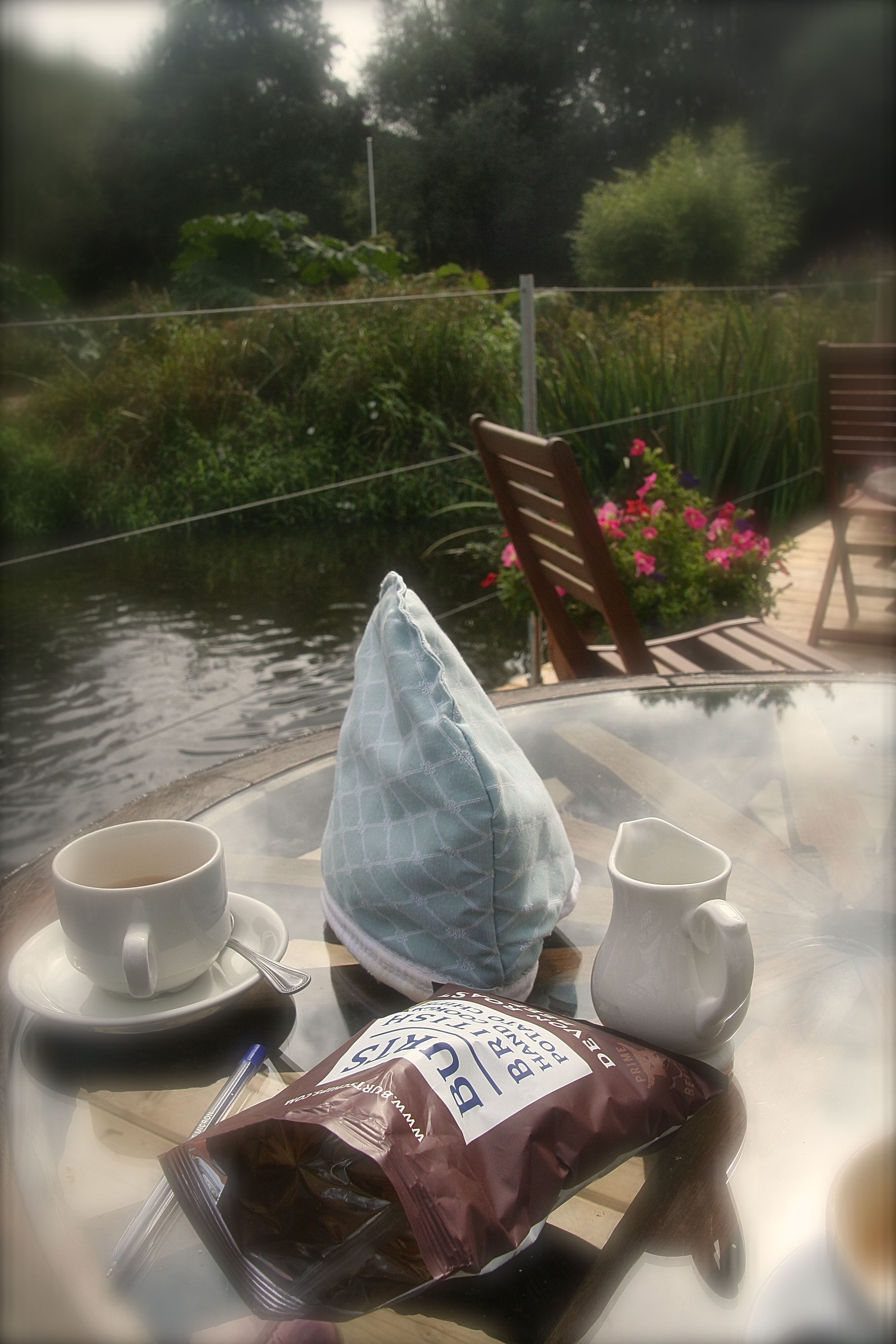 Afternoon tea at Blakewell