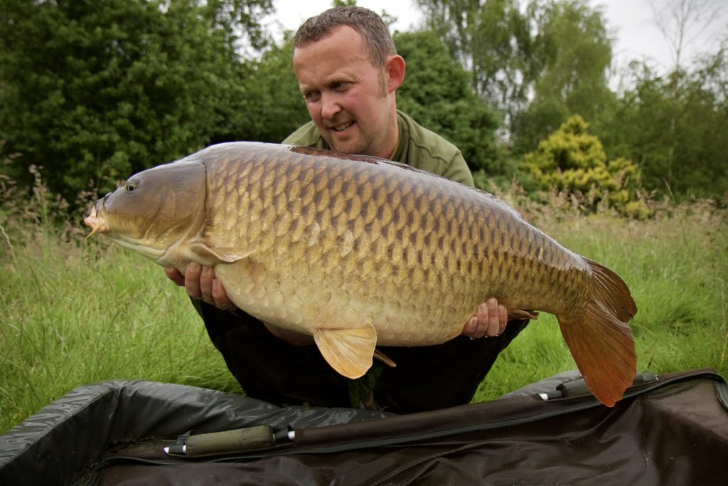 Chris Madden with Angies common at 30+
