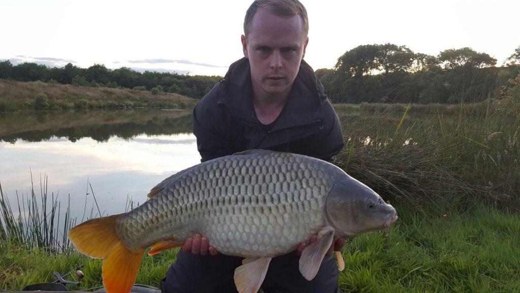 Peter Gauci 27lb 2oz common carp