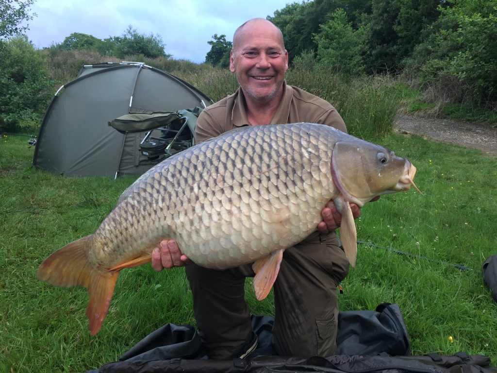 Steve Bradshaw 36lb 4oz Common